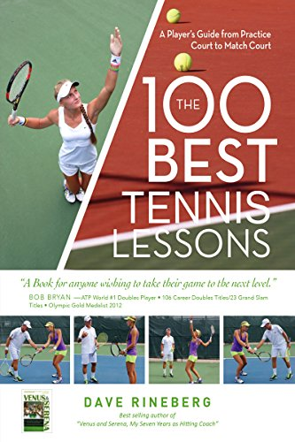 Amazon.com: The 100 Best Tennis Lessons: A Players Guide ...