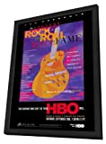 The Concert for the Rock and Roll Hall of Fame - 11 x 17 Framed TV Poster