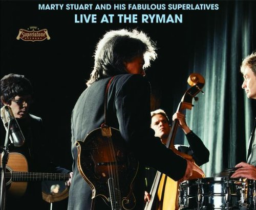 Live At The Ryman by Stuart, Marty