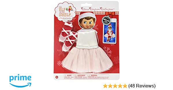 Amazoncom Elf On The Shelf Claus Couture Twinkle Toes Tutu Toys