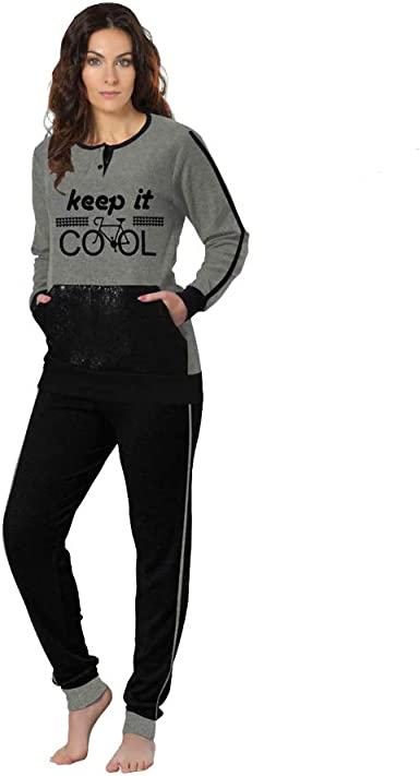 Pijama Mujer Pierre Cardin ámbar cálido algodón Varias Tallas y Colores: Amazon.es: Ropa y accesorios