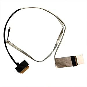 Suyitai Replacement for Acer Aspire 5741 5742 5552 5250 5252 5253 5336 5736 5551 5742G 5742Z DC020010L10 LCD LED LVDS Screen Display Video Cable