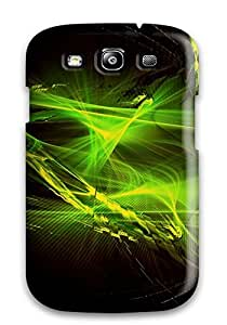 Galaxy S3 Cover Case - Eco-friendly Packaging(artistic Abstract)