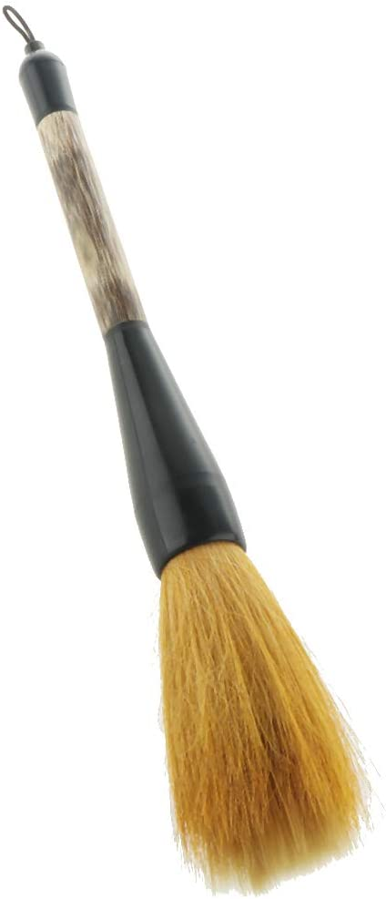 Colcolo Artificial Hair Bamboo Waves Writing Brush Chinese Calligraphy A