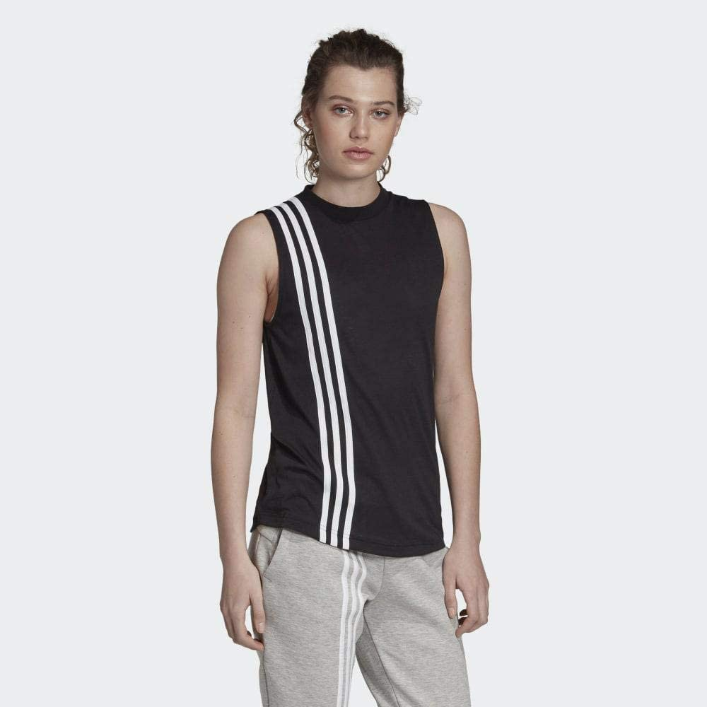 Top Sin Mangas Mujer adidas W Mh 3s Tank