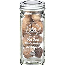 Whole Foods Market, Organic Fair Trade Nutmeg, 1.55 Ounce