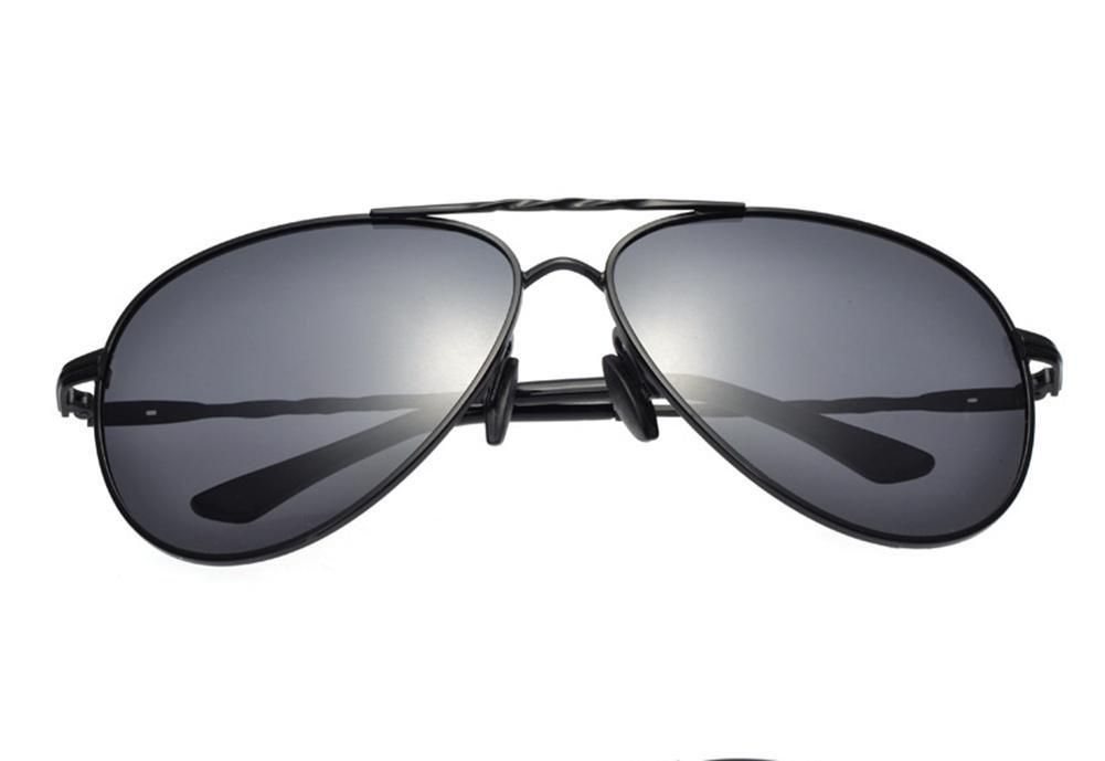 HETAO Persönlichkeit Neue Herren Polarisierte Sonnenbrille Dekorative Gläser