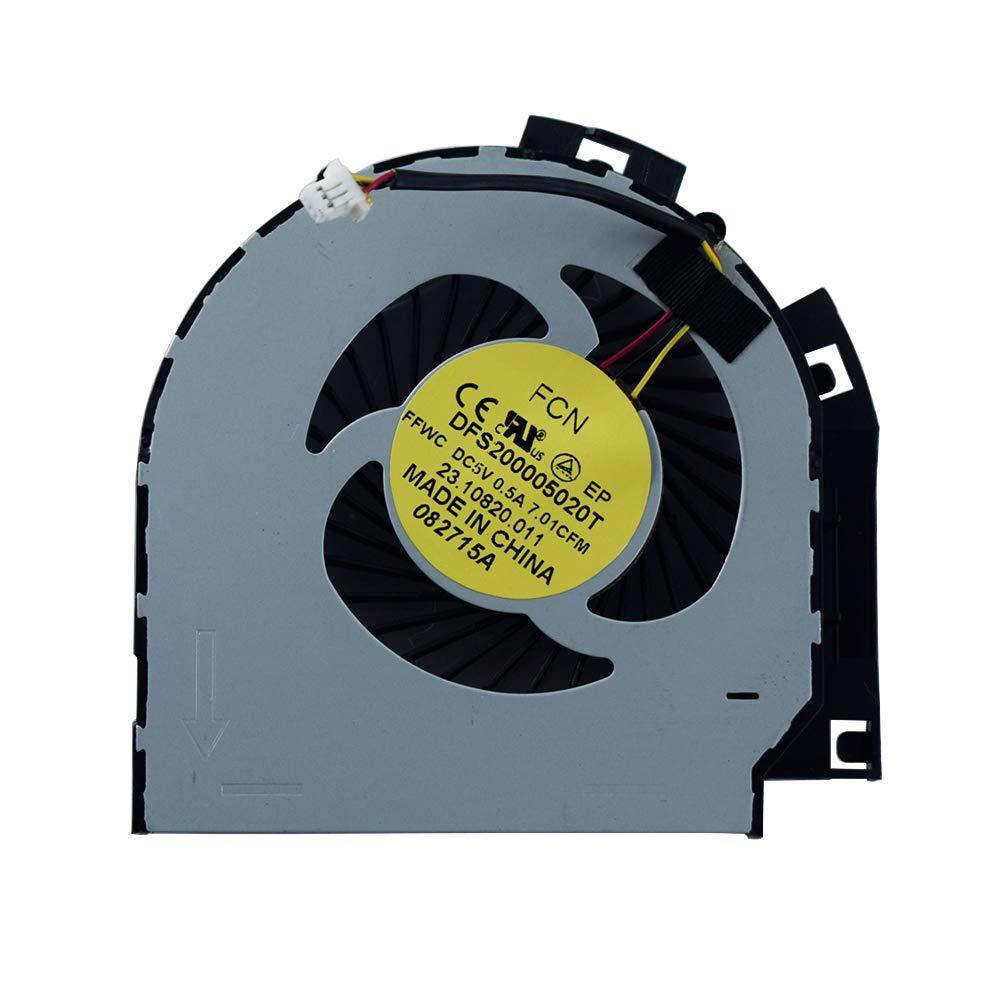 Ventilador CPU Dell Inspiron 17 7000 7737 7746 17-7737 17R 7737
