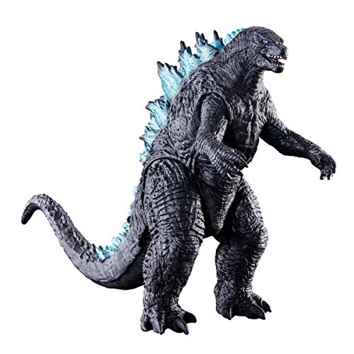BANDAI Godzilla Movie Monster Series Godzilla 2019 (Godzilla: King of The Monsters) Soft Vinyl Figure (Best 1 Year Old Toys 2019)