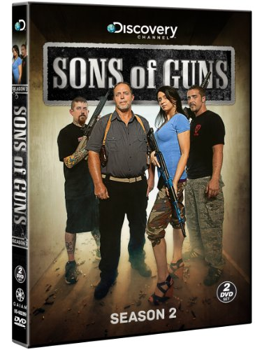 Sons of Guns: Season 2 (Sons Of Guns Dvd Set)
