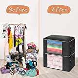 king do way Closet Organizer Clothes Storage Bags