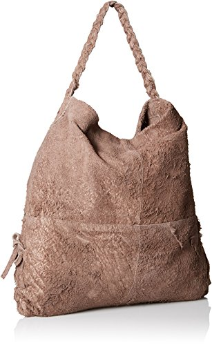 Latico Bag Fashion Geniuine Mushroom Leather Authentic Luxury Leathers Tote wRUwvqap