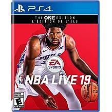 NBA LIVE 19 PlayStation 4