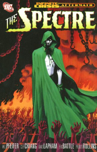 Download Crisis Aftermath: The Spectre (Infinite Crisis) ebook