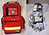 Erste Hilfe Notfallrucksack / Bild: Amazon.de