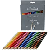 Cretacolor Artists Studio Line Watercolor Pencil Set of 24