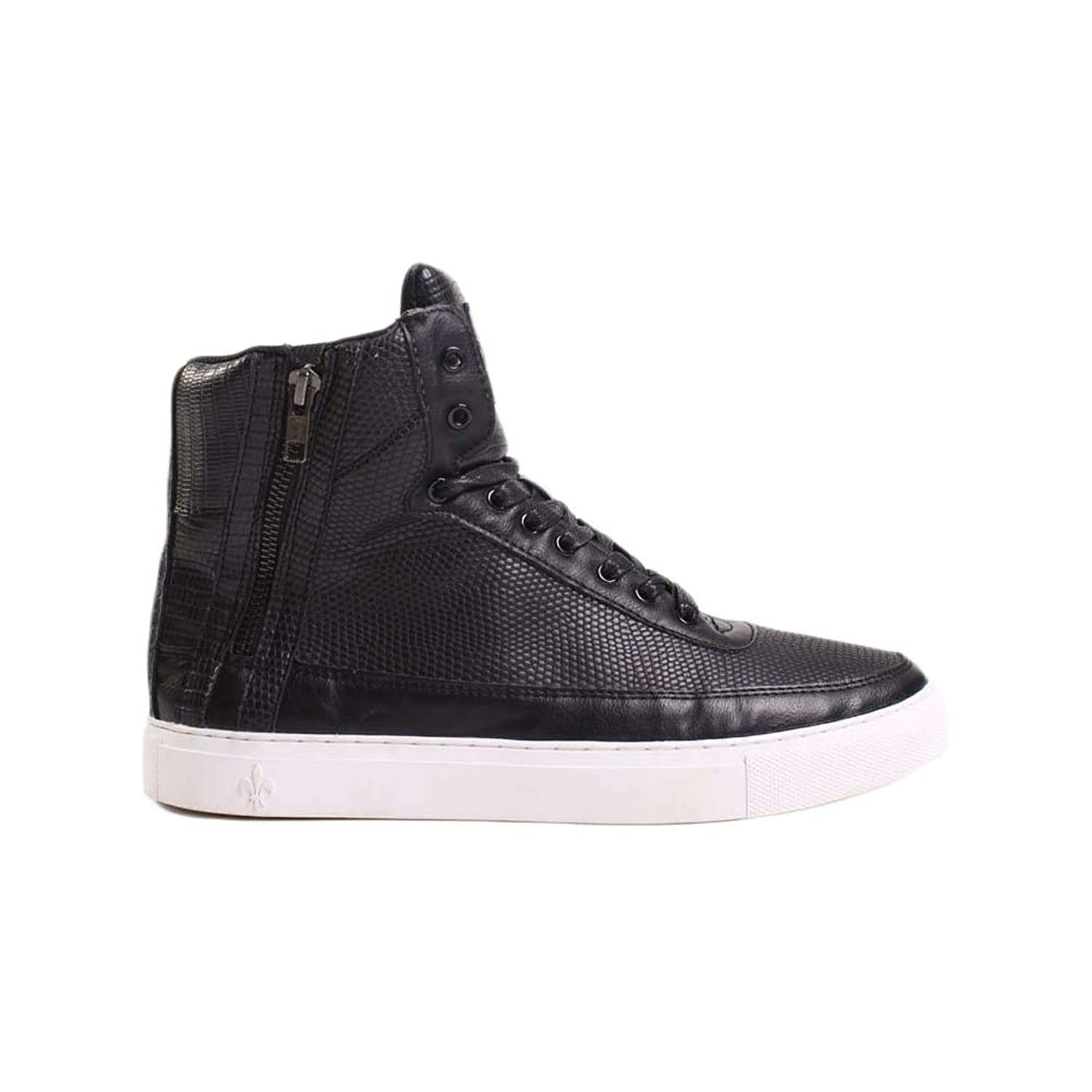 Criminal Damage Catana Sneakers Schwarz High Top Trainer Schwarz