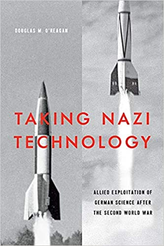 Cover of the book Taking Nazi Technology