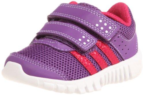 Adidas - Sta Fluid CF I - G61928 - Farbe: Rosa-Violett-Weiß - Größe: 26.5