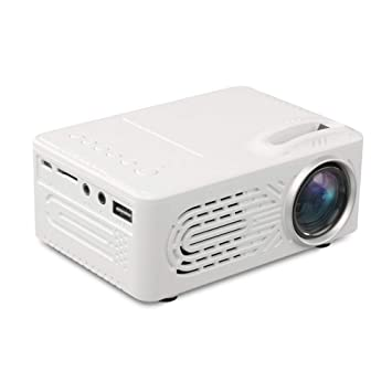 1080P Reproductor Multimedia Full HD Proyector LCD ...