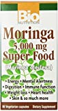 Bio Nutrition Moringa Super Food Vegi-Caps, 90 Count (4-Pack)