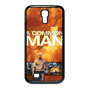 Alta resolución Y5P24 Un hombre común cartel U2N2BT funda Samsung Galaxy S4 9500 funda caja del teléfono celular cubre IE2NDA8JS negro