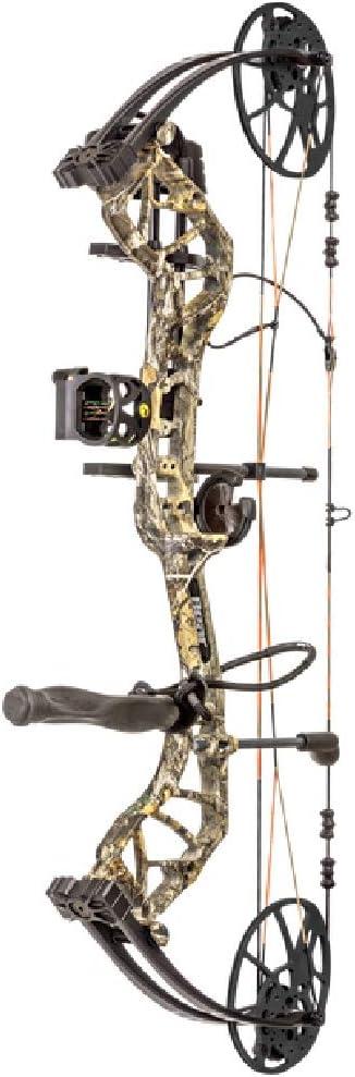 Bear Archery AV13A21007L Legit RTH Realtree Edge LH 70
