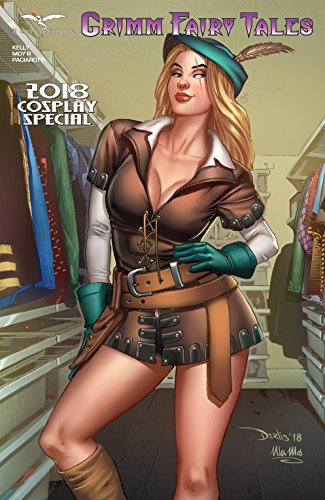 Grimm Fairy Tales: 2018 Cosplay Special (Grimm Fairy Tales: Cosplay Special)