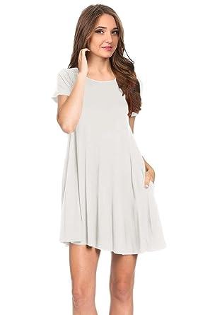 100 short sleeve tee shirt dress women u0027s casual dresse