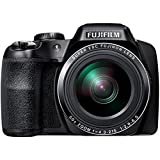 Fujifilm 16.2MP Digital Camera With 50x Optical Zoom, Black