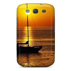 New Style Tpu S3 Protective Case Cover/ Galaxy Case - Veleiro