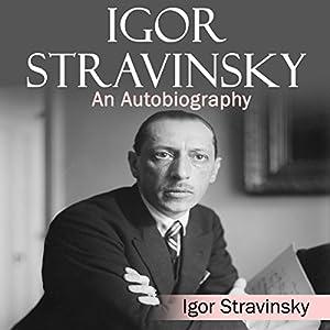 Igor Stravinsky Audiobook