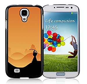 Fashionable And Unique Designed With Training Cover Case For Samsung Galaxy S4 I9500 i337 M919 i545 r970 l720 Black Phone Case CR-652