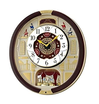 Seiko Melodies in Motion 24 Melodies Wall Clock – Special Collectors Edition