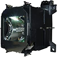 AuraBeam Professional Yamaha PJL-520 Projector Replacement Lamp with Housing (Powered by Philips)