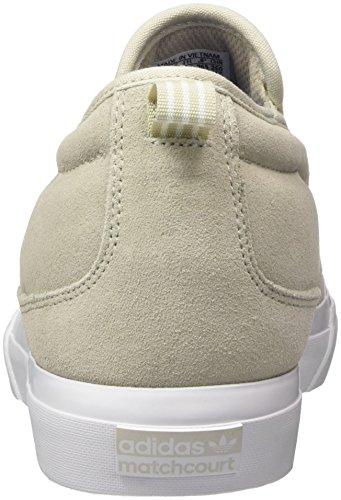 Beige Mid Adidas marcla Slip 000 Hommes Pour Baskets Gum4 Matchcourt Ftwbla 554WqY