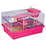 Rosewood Pico Pink & Purple - Hamster & Small Animal Home/Cage