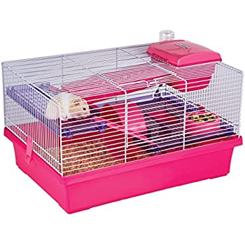 Amazon.com : Pico Pink & Purple - Hamster & Small Animal Home/Cage : Birdcages : Pet Supplies