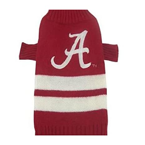 Pets First Alabama University Dog Sweater