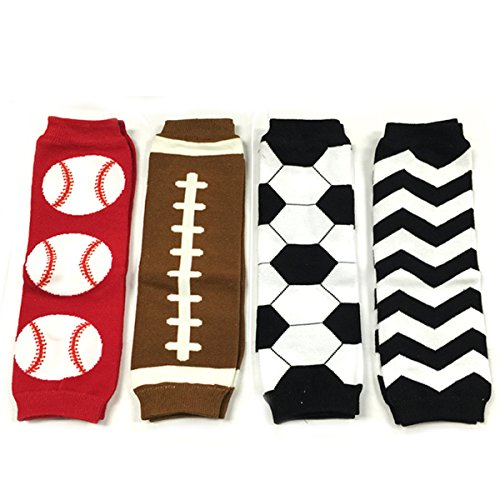 Wrapables Colorful Warmers Baseball Football