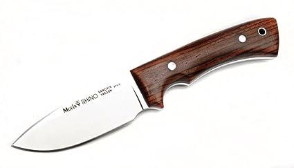 Amazon.com : Muela RHINO-9CO Cocobolo Wood Handle Hunting ...