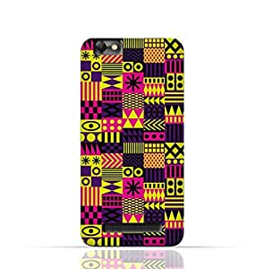 Lenovo Vibe C TPU Silicone Case With Seamless Fashion Trend Pattern