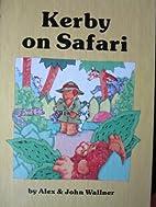 Kerby on safari by Alexandra Wallner