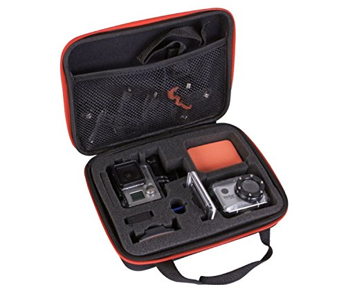Medium Hard Shell Action Camera Case for GoPro Hero Hero2 He