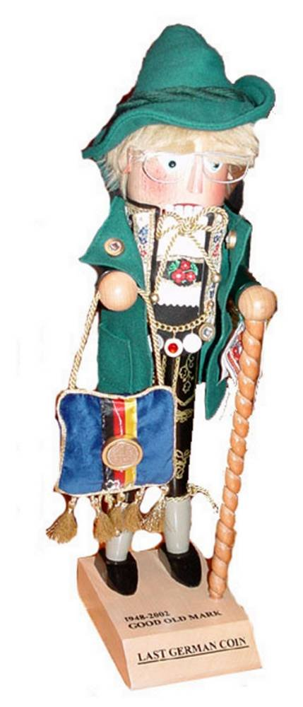 Steinbach FamilyLast German Mark Signed Late Herr Christian Steinbach Nutcracker Limited Edition