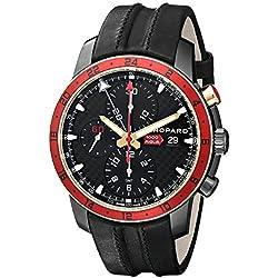Chopard Men's 168550-6001 LBK Miglia Zagato Analog Display Swiss Automatic Black Watch