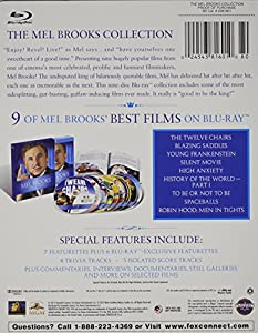The Mel Brooks Collection [Blu-ray] from 20th Century Fox