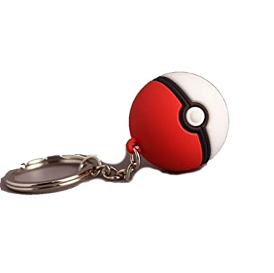 Macchia Goodies Pokemon llavero Poke Ball: Amazon.es: Joyería