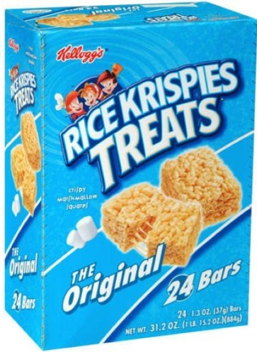 Kellogg's® Rice Krispies Treats® 24/1.3 oz. Bars -
