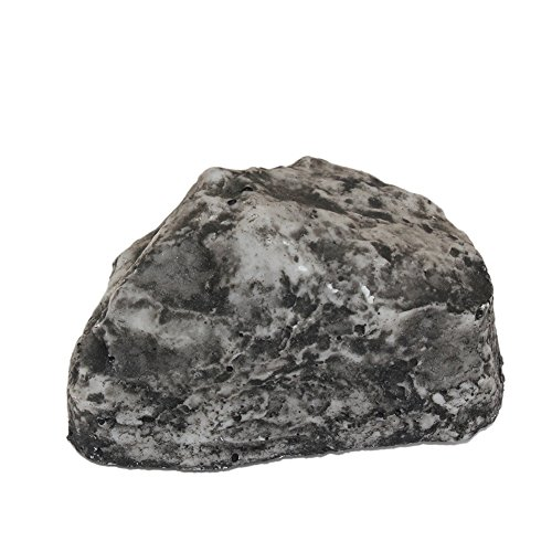 Shiningup Fake Rock Stone Key Box Looks and Feels Like Real Stone Safe Hide Key Under Stone for Outdoor Garden or Yard - Rock The Cash Box
